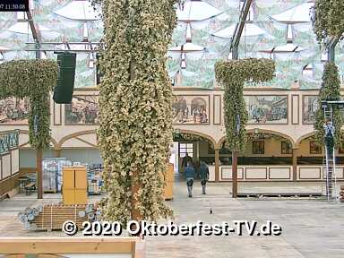 Webcam von Oktoberfest-TV